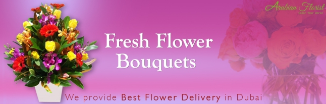 Send Fresh flowers in Dubai